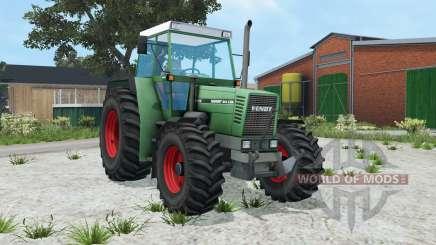 Fendt Favorit 614 LSA Turbomatik para Farming Simulator 2015