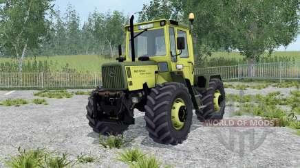 Mercedes-Benz Trac 900 Tꭒrbo para Farming Simulator 2015