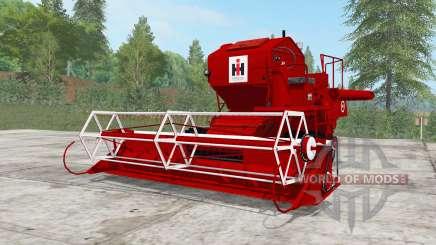 IH McCormick 141 dual front wheels para Farming Simulator 2017