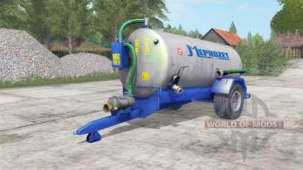 Meprozet PN-90-6 denim para Farming Simulator 2017