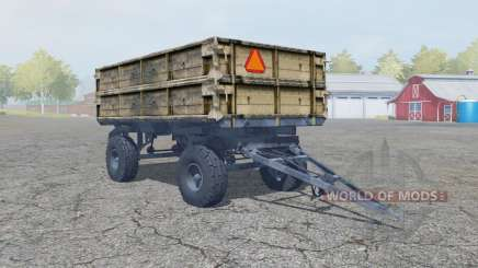 PTS-6 color marrón para Farming Simulator 2013
