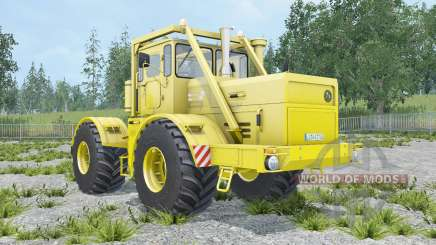 Kirovets K-700A ruedas adicionales para Farming Simulator 2015