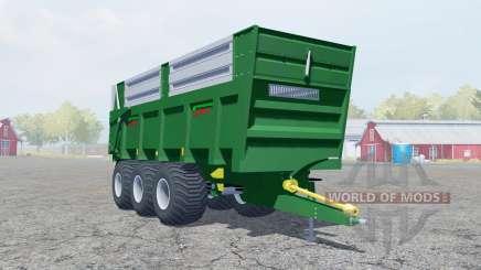 Vaia NL 27 cadmium green para Farming Simulator 2013
