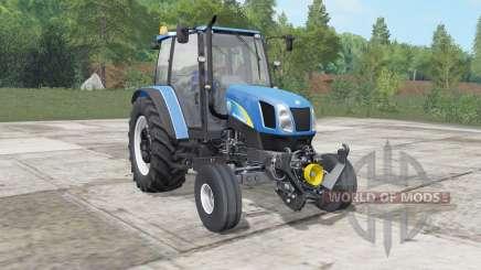 New Holland T5030-5070 para Farming Simulator 2017