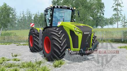 Claas Xerion 5000 Trac VC washable para Farming Simulator 2015
