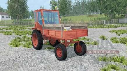 T-16 luz de color rojo para Farming Simulator 2015