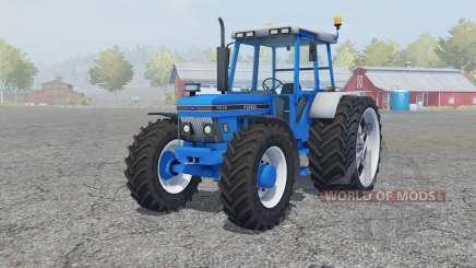 Ford 7810 added wheels para Farming Simulator 2013