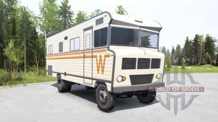 Winnebago Indian para MudRunner