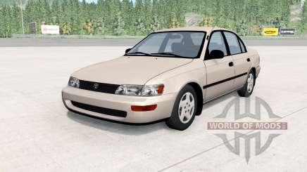 Toyota Corolla sedan 1993 para BeamNG Drive