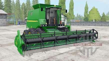 Johɳ Deere 1550 para Farming Simulator 2017