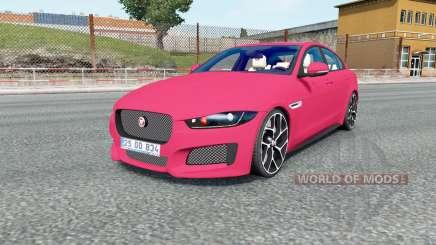 Jaguar XE (X760) 2015 para Euro Truck Simulator 2