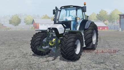 Lamborghini R6.135 VRT Black Beauty para Farming Simulator 2013