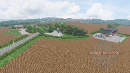 Coldborough Park Farm ultimate edition para Farming Simulator 2015