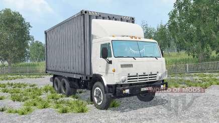 KamAZ-53212 contenedor para Farming Simulator 2015