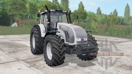 Valtra T163 light gray para Farming Simulator 2017