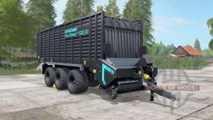 Strautmann Tera-Vitesse CƑS 5201 ¿ para Farming Simulator 2017