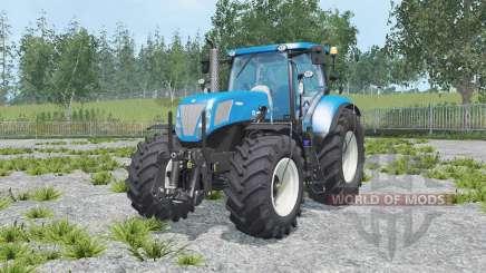 New Holland T7.310 Blue Power para Farming Simulator 2015