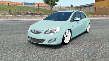 Opel Astra (J) para Euro Truck Simulator 2