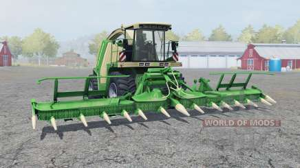 Krone BiG X 650 little beast para Farming Simulator 2013