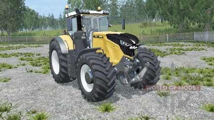 Challenger 1000 twin wheels para Farming Simulator 2015