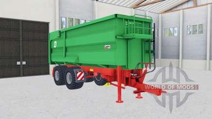 Kroger Agrolineᶉ MUK 303 para Farming Simulator 2017