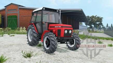 Zetor 7245 animated pedals para Farming Simulator 2015