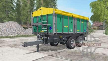 Oehler TDK 200 P munsell green para Farming Simulator 2017