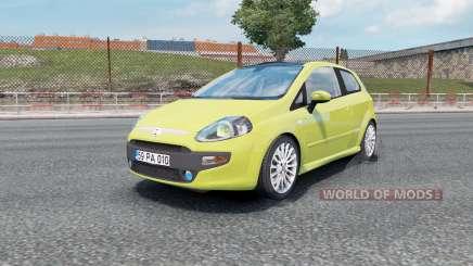 Fiat Punto Evo 3-door (199) 2012 para Euro Truck Simulator 2