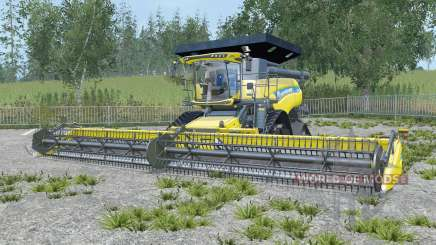 New Holland CR10.90 ATI 4X4 QuadTrac para Farming Simulator 2015