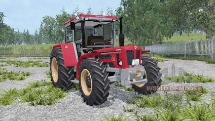 Schluter Super 1500 TVL modifizierte version para Farming Simulator 2015