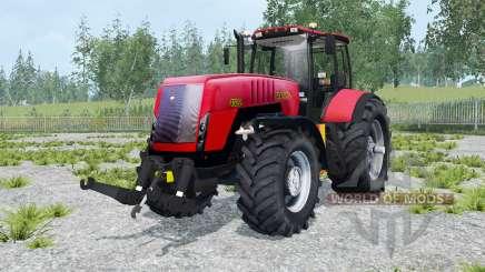 MTZ-Belarús 4522 para Farming Simulator 2015