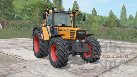 Fendt Favorit 511-515 C more parts para Farming Simulator 2017