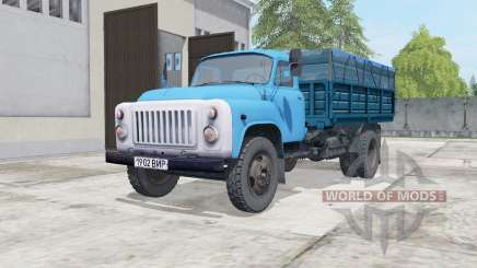 GAS-SAZ-3507 color azul para Farming Simulator 2017