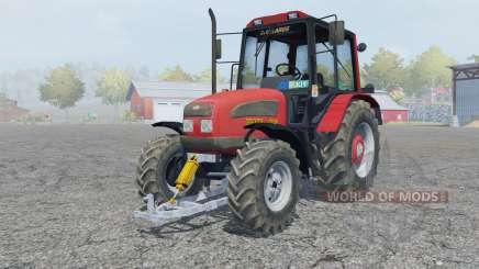MTZ-920.3 Belarús puertas abiertas para Farming Simulator 2013