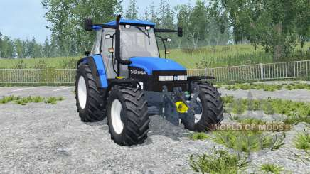 Nueva Hollᶏnd TM 150 para Farming Simulator 2015