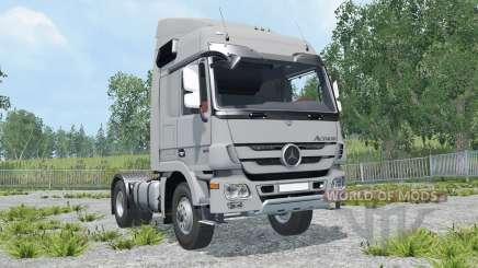 Mercedes-Benz Actros 1848 (MP3) para Farming Simulator 2015