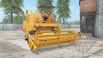 Bizon Super Z056 _ para Farming Simulator 2017
