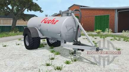 Fuchs para Farming Simulator 2015