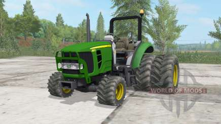 John Deere 2032R mower para Farming Simulator 2017