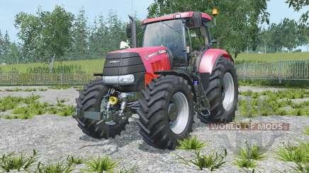 Casᶒ IH Puma 200 CVX para Farming Simulator 2015