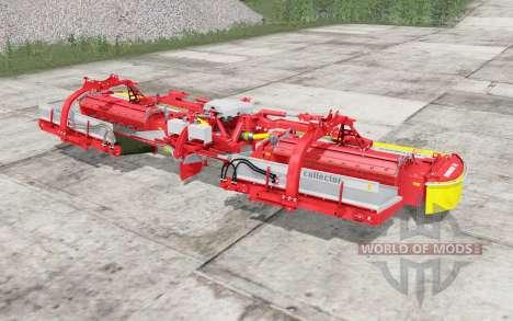 Pottinger NovaCat X8 Collector para Farming Simulator 2017