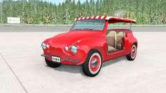 Autobello Piccolina Cherry v1.3 para BeamNG Drive