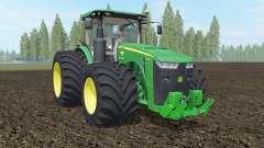John Deere 8245R-8400R 2014 para Farming Simulator 2017