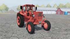 MTZ-50 Belarús suave de color rojo para Farming Simulator 2013