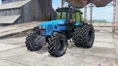 MTZ-Belarús 1221.2 dos ruedas traseras para Farming Simulator 2017