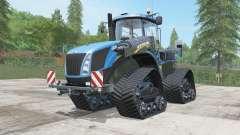 New Holland T9.565 SmartTrax spanish sky blue para Farming Simulator 2017