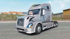 Volvo VNL 670 gainsboro para Euro Truck Simulator 2