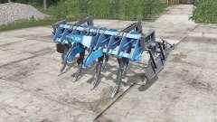 Sicma Bronty 3000 spanish sky blue para Farming Simulator 2017