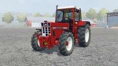 International 1255 XL spartan crimson para Farming Simulator 2013
