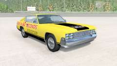 Gavril Barstow Gone in 60 Seconds para BeamNG Drive